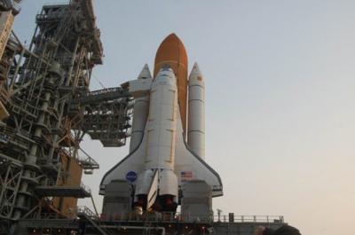 Conquête de l'espace : dernier vol de la navette spatiale Atlantis