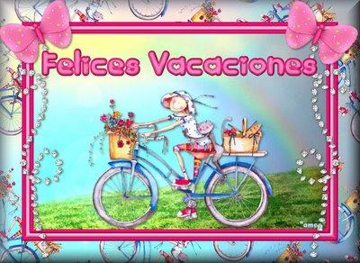 Felices Vacaciones !!
